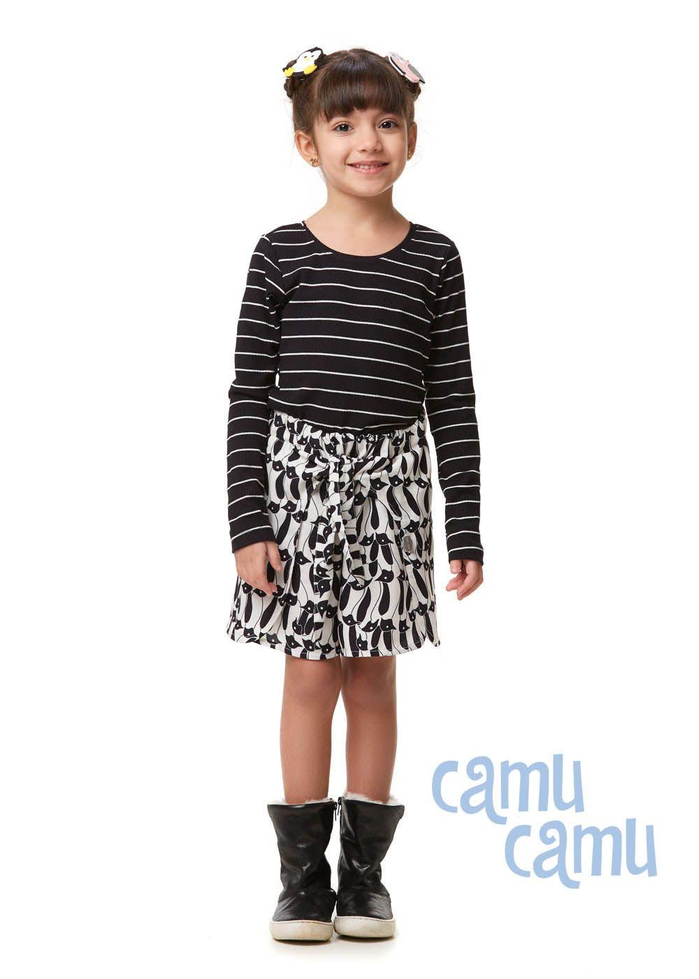 Conjunto Camu Camu Feminino Pinguim