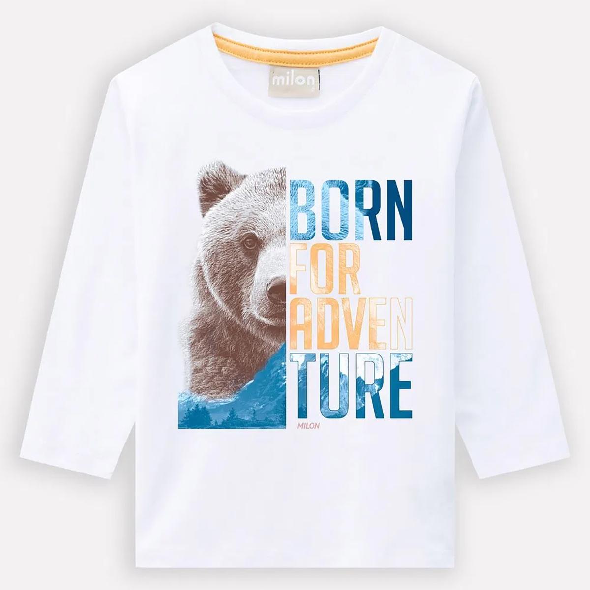 Conjunto Milon Masculino Born Urso