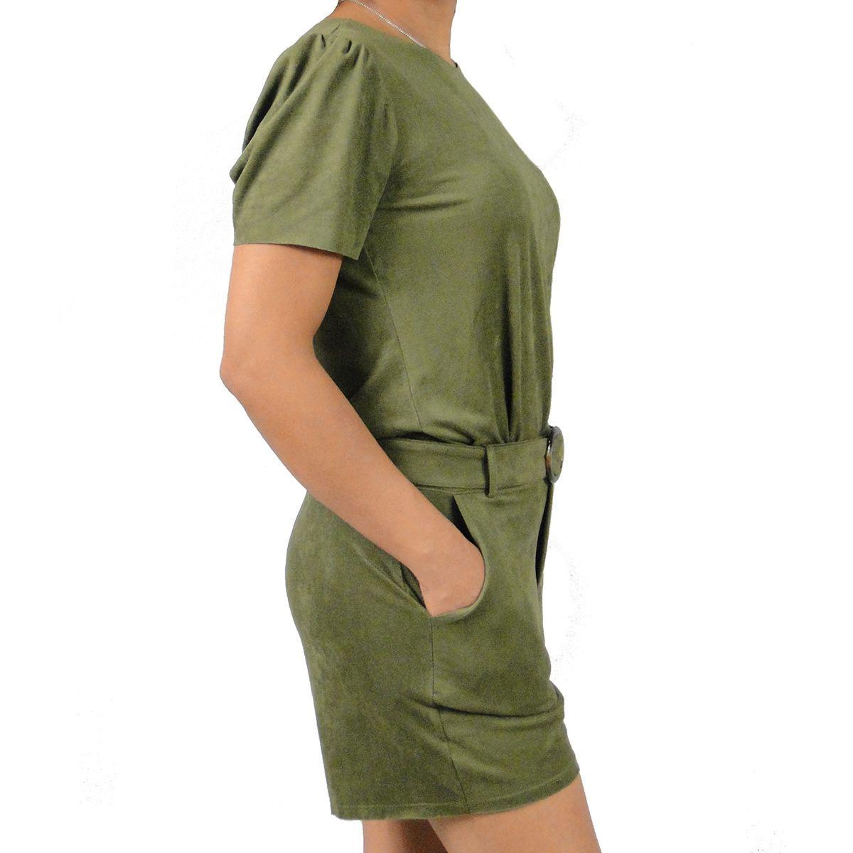 Conjunto Karapalida Feminino Verde