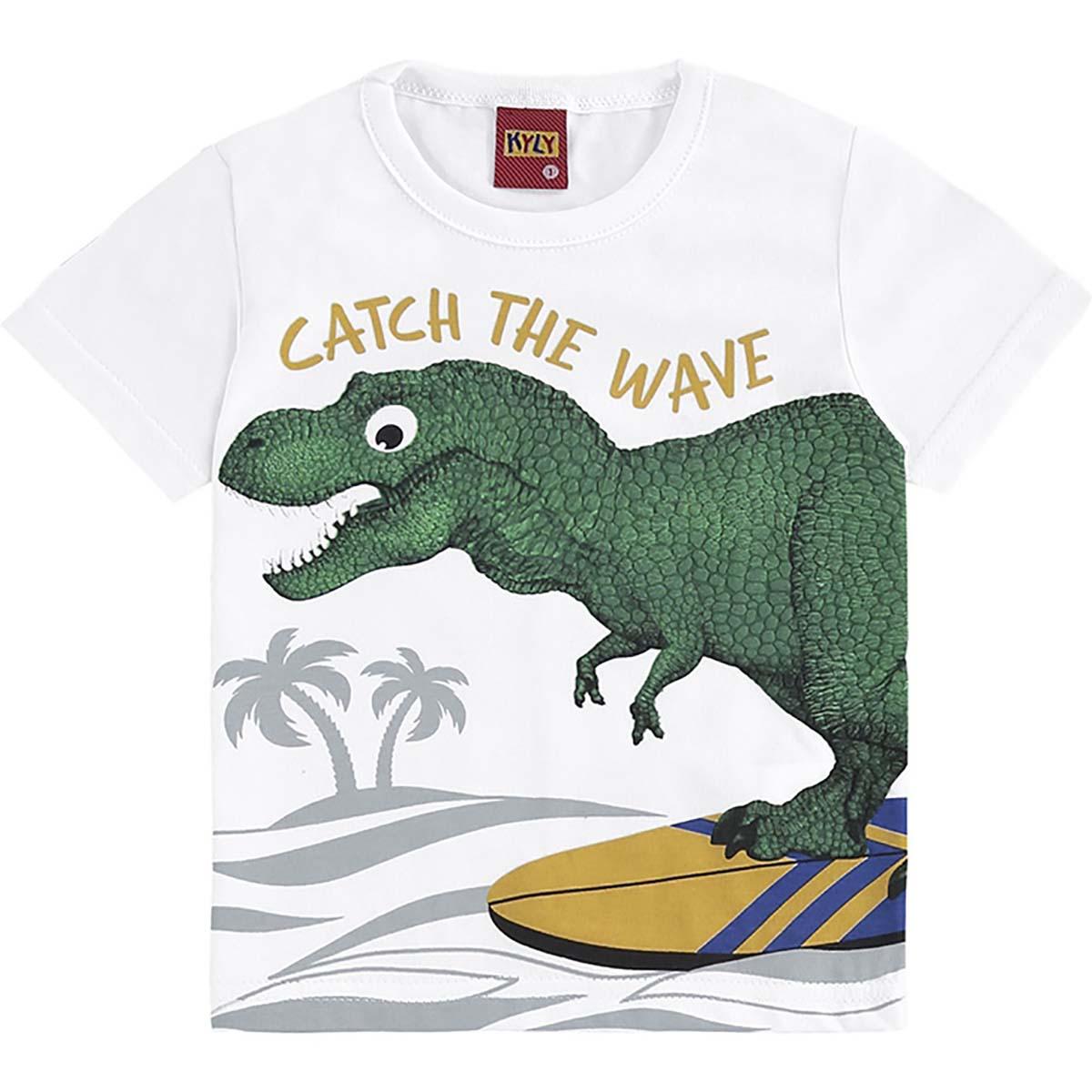 Conjunto Kyly Masculino Infantil Catch The Wave
