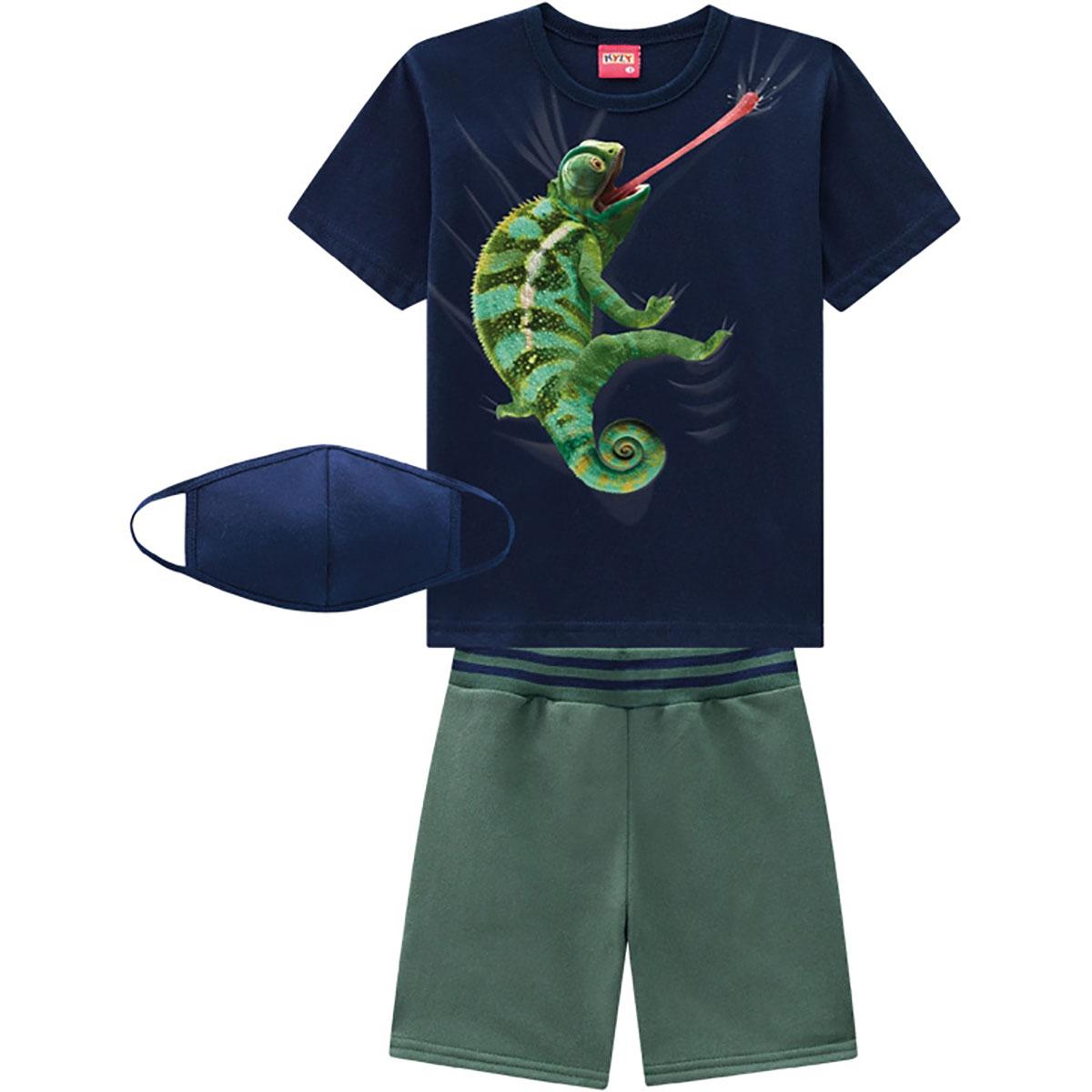 kit de Conjuntos Kyly + Milon Masculino Infantil