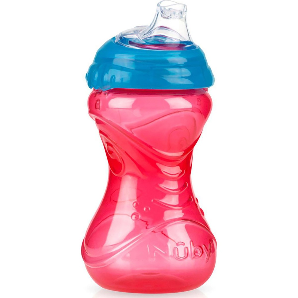 Copo Nuby Bico Silicone Easy Grip 300ml