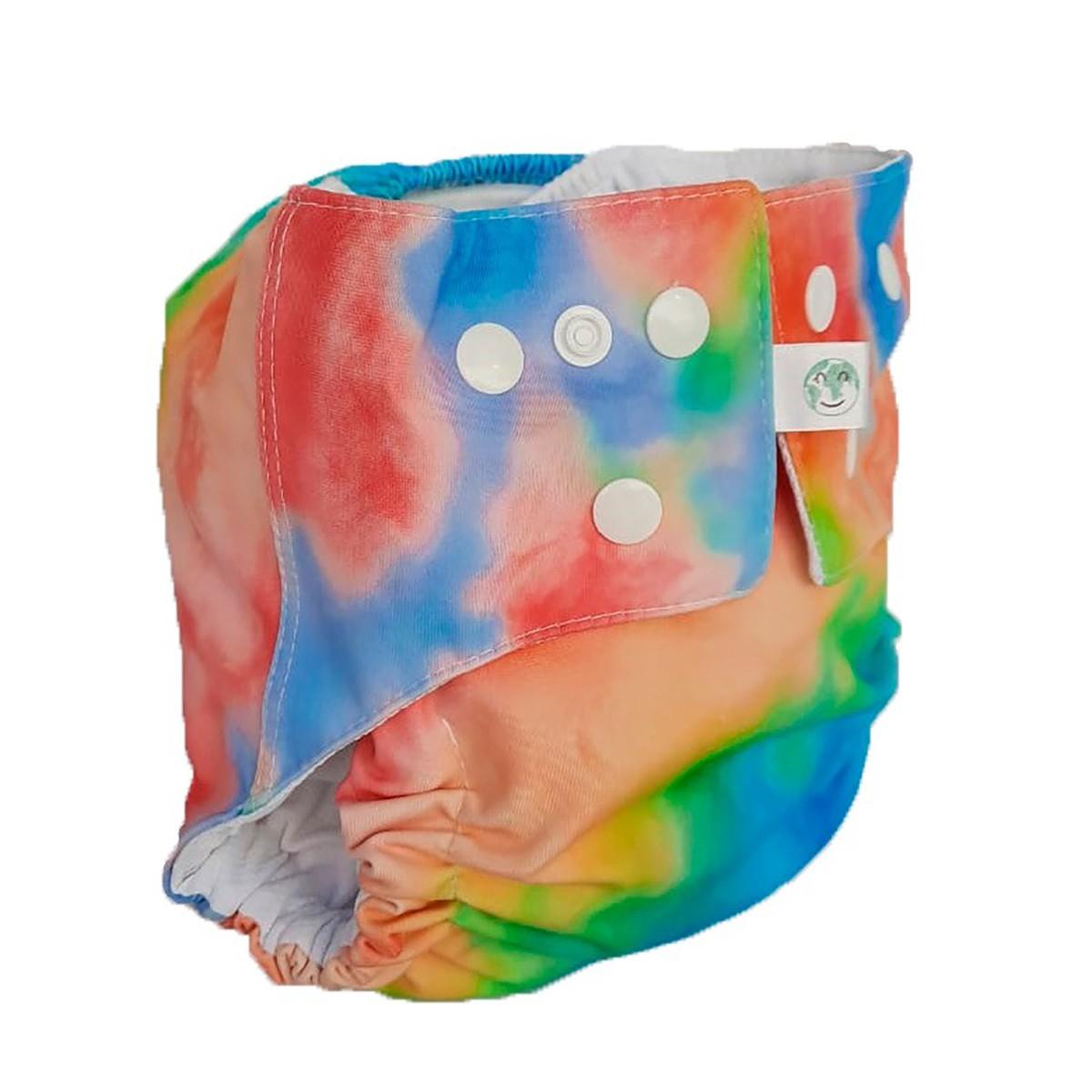 Fralda Eco Nova Era Baby Tie Dye