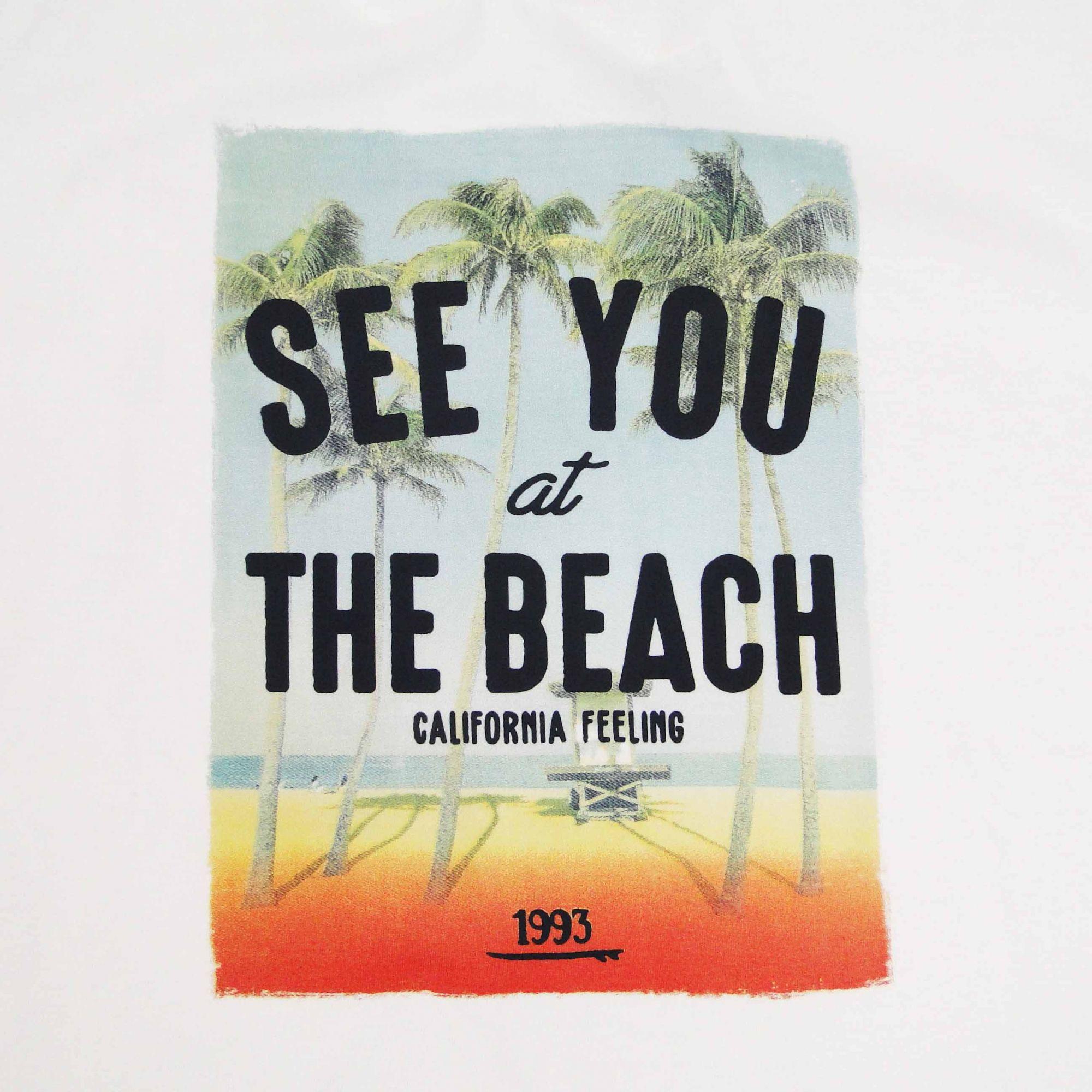 Kit com 2 Camisetas Malwee Masculinas Summer