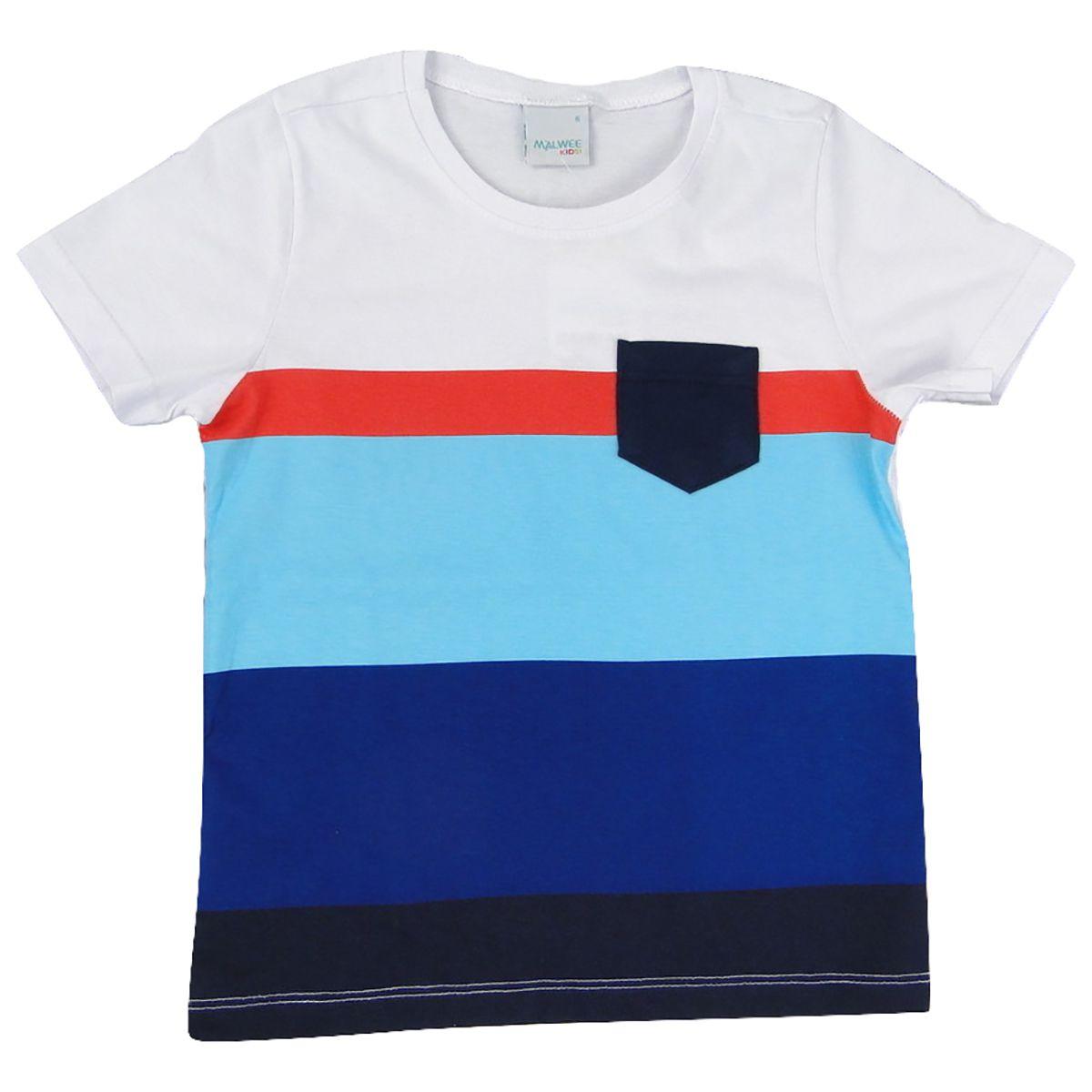 Kit Duas Camisetas Malwee Masculinas