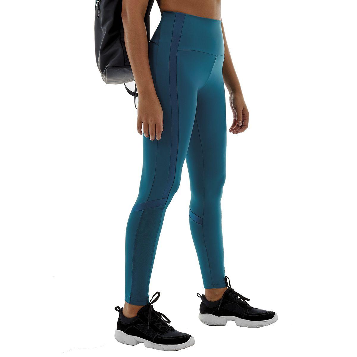 Legging Alto Giro Up Co2 Atlanta Barriga Zero