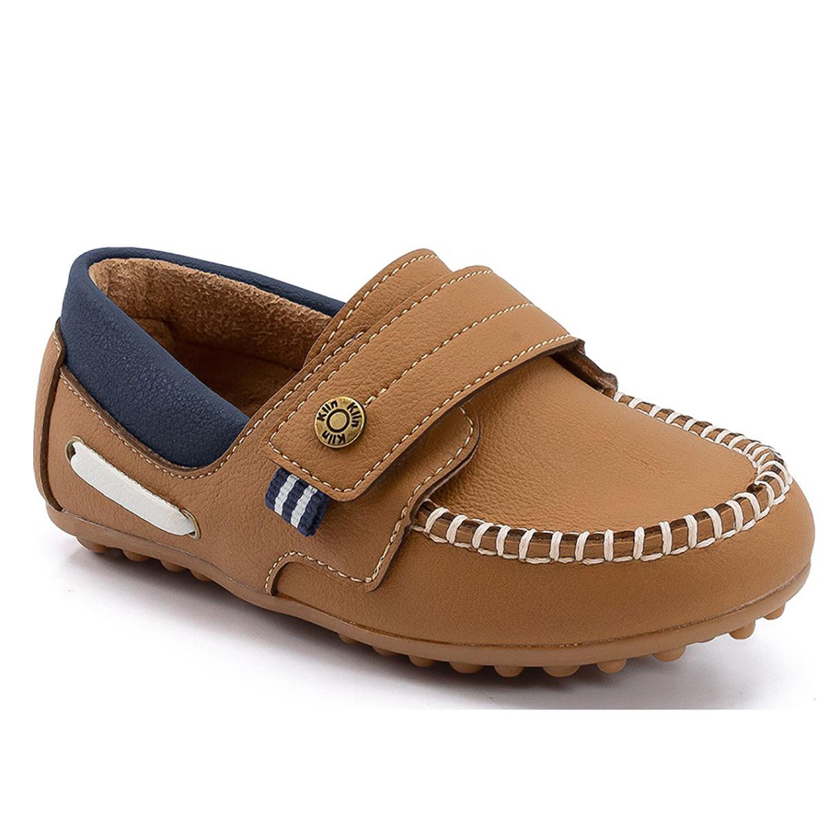 Sapato Klin Curumim Masculino Infantil