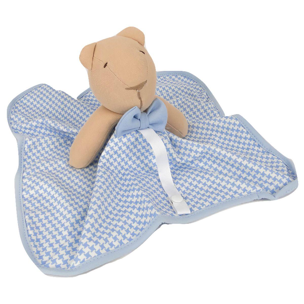 Naninha Hug Baby Bear Menino E10608A