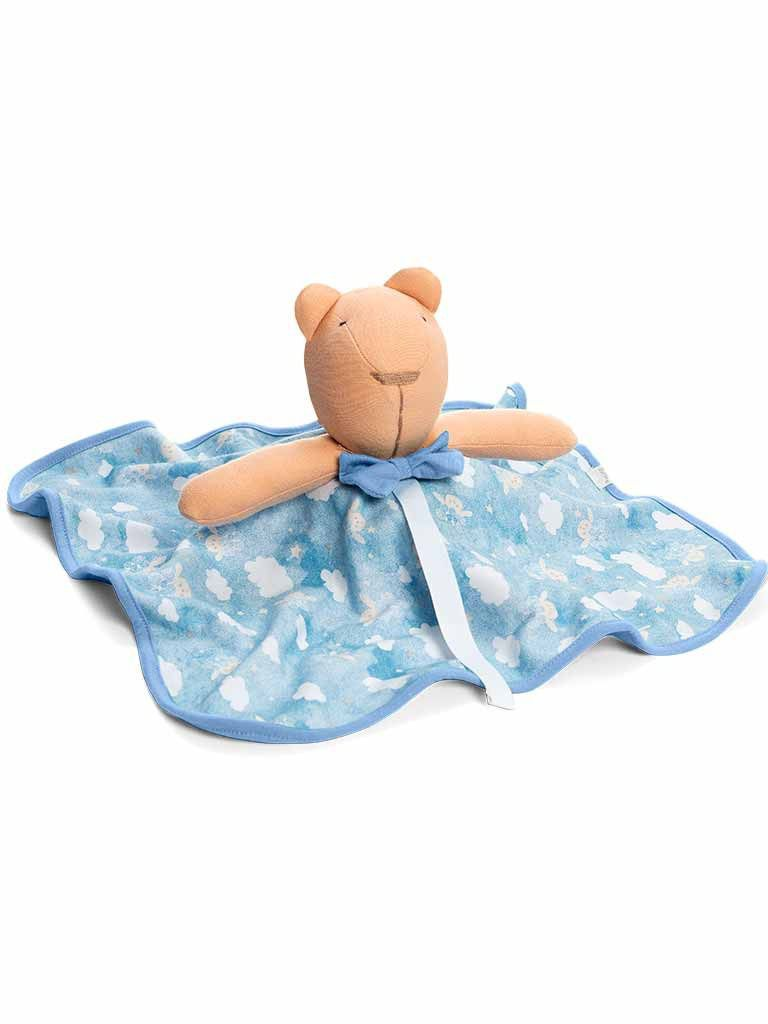 Naninha Hug Baby Bear Menino E11908A  - Pick Tita