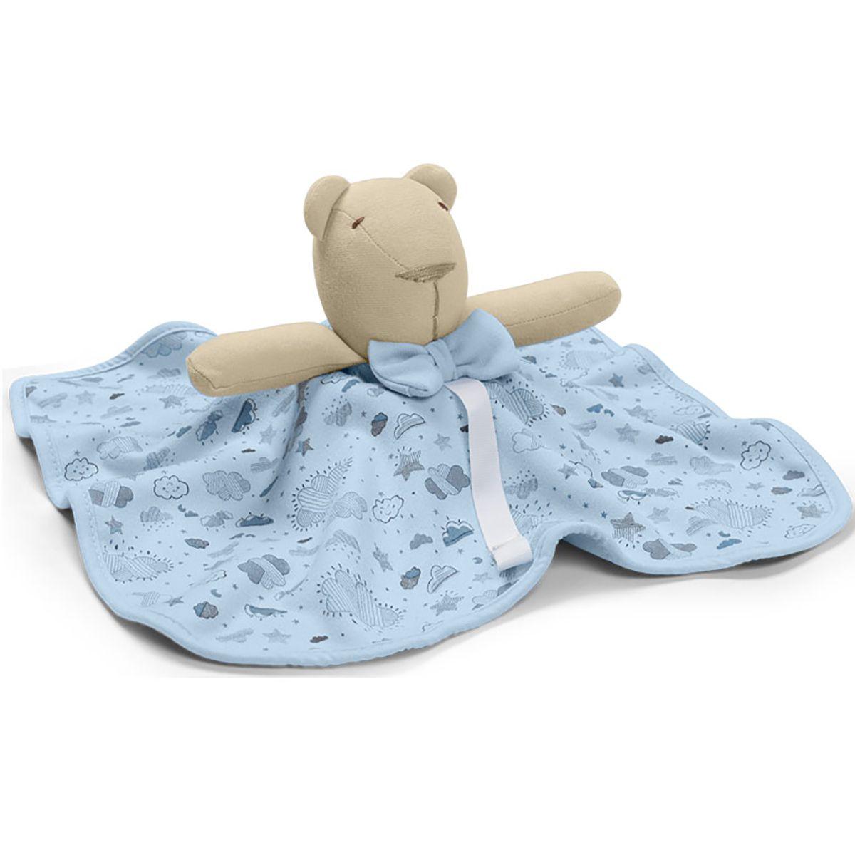 Naninha Hug Baby Bear Névoa