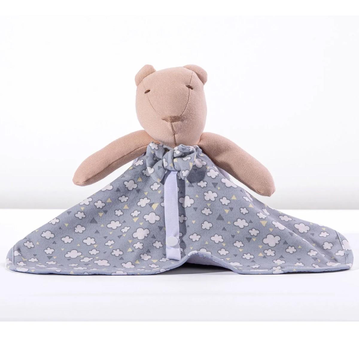 Naninha Hug Baby Bear Nuvens De Algodão