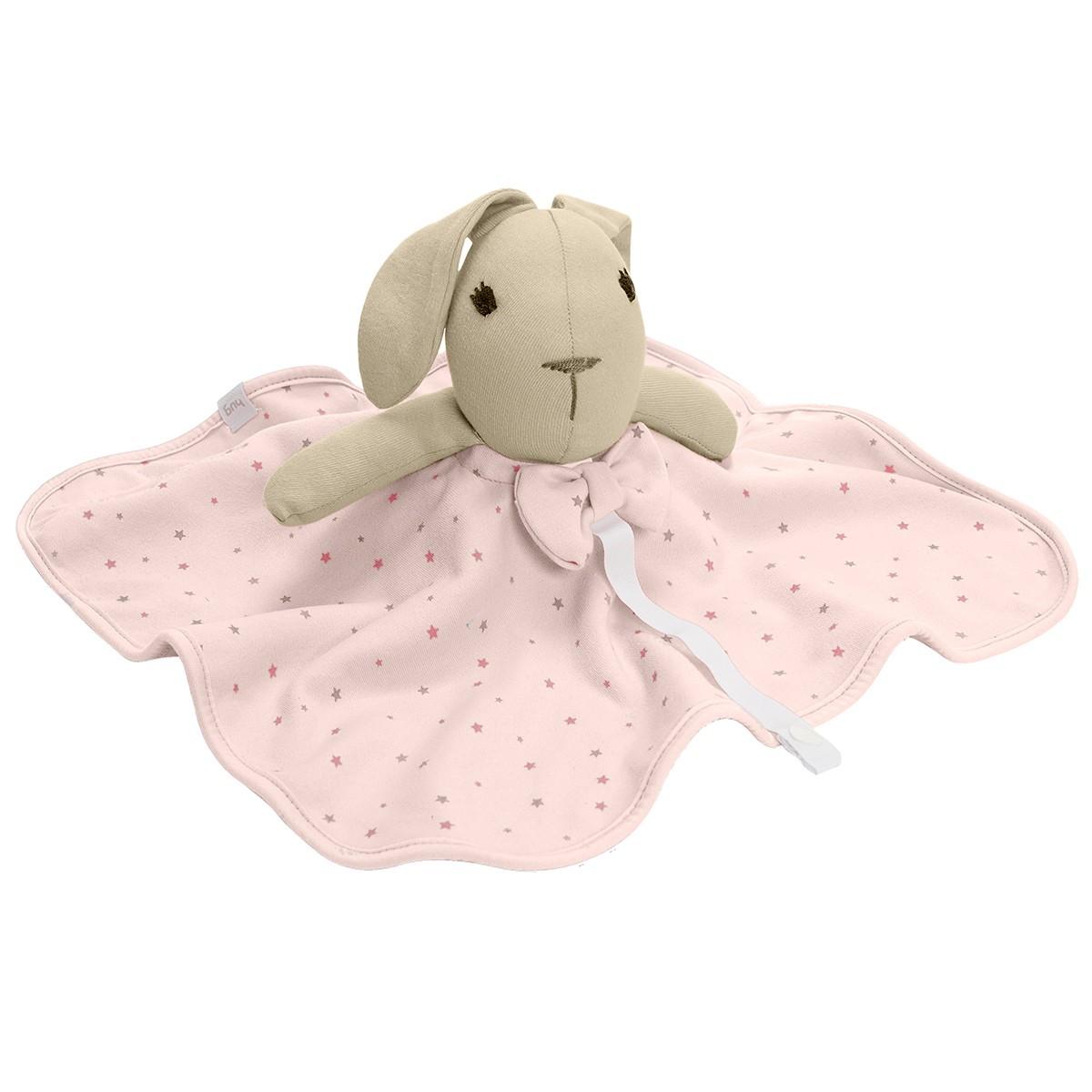 Naninha Hug Baby Coelho Estrela E13608A