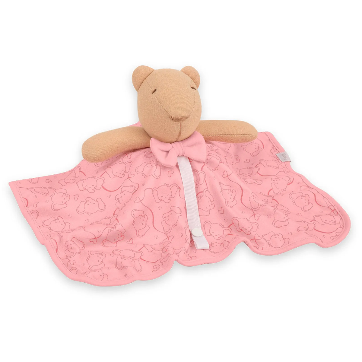 Naninha Hug Baby Elefante Bailarina