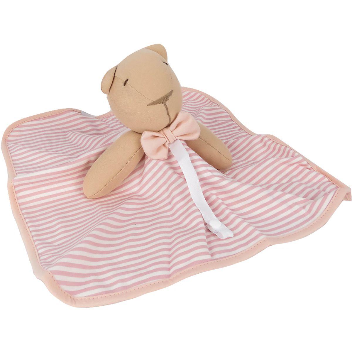 Naninha Hug Bebe Little Dreamer Azul ou Rosa E11408