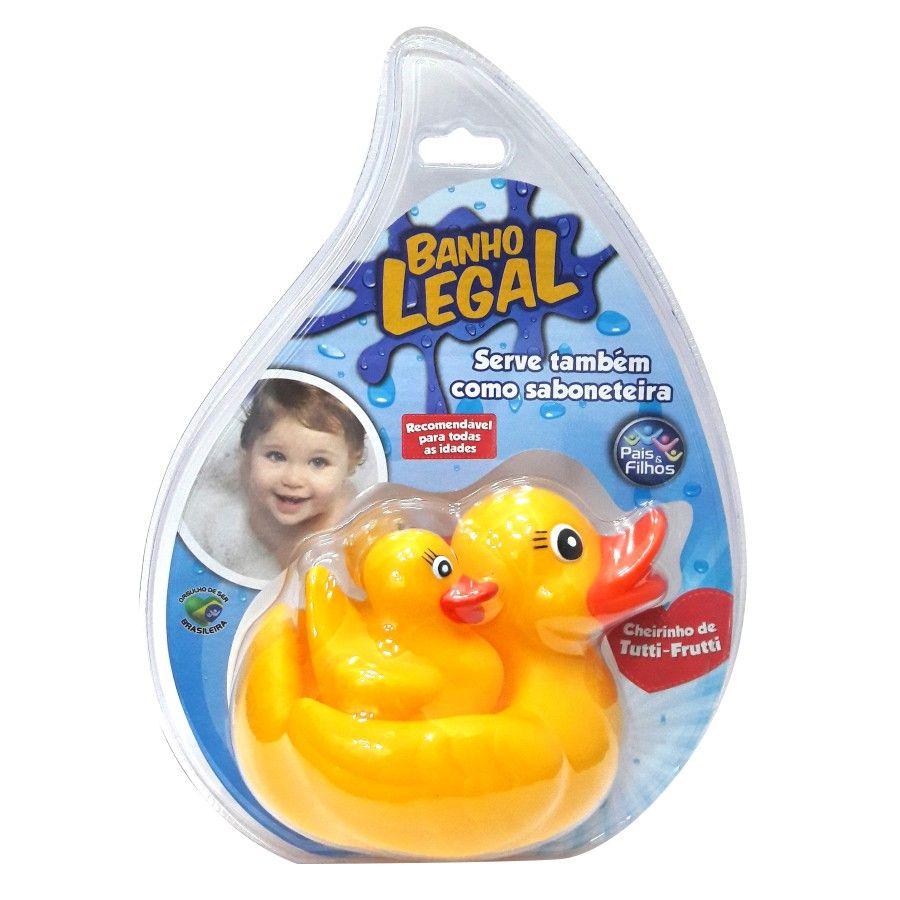 Saboneteira Banho Legal Pata Mãe Pais E Filhos