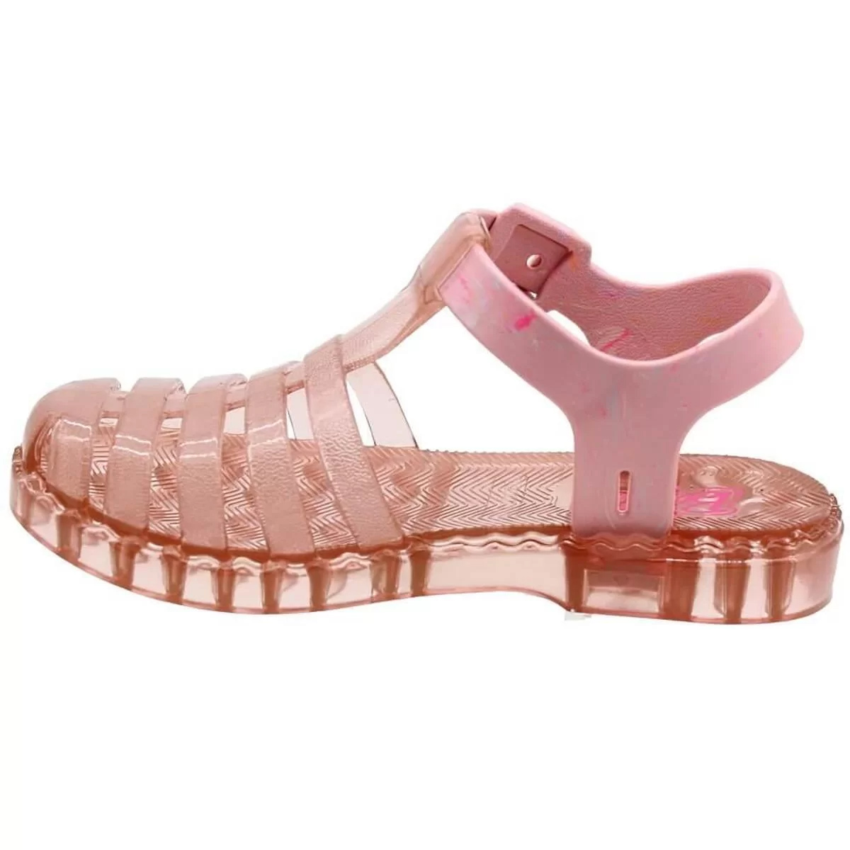 Sandalia Grendene Feminina Barbie Rosa