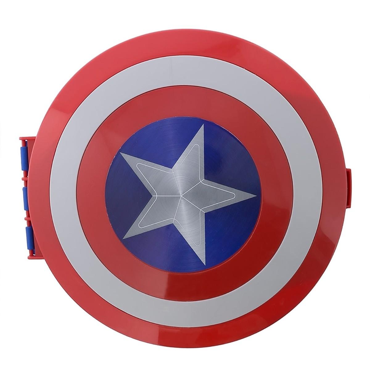 Sandalia Marvel Masculina Capitão América