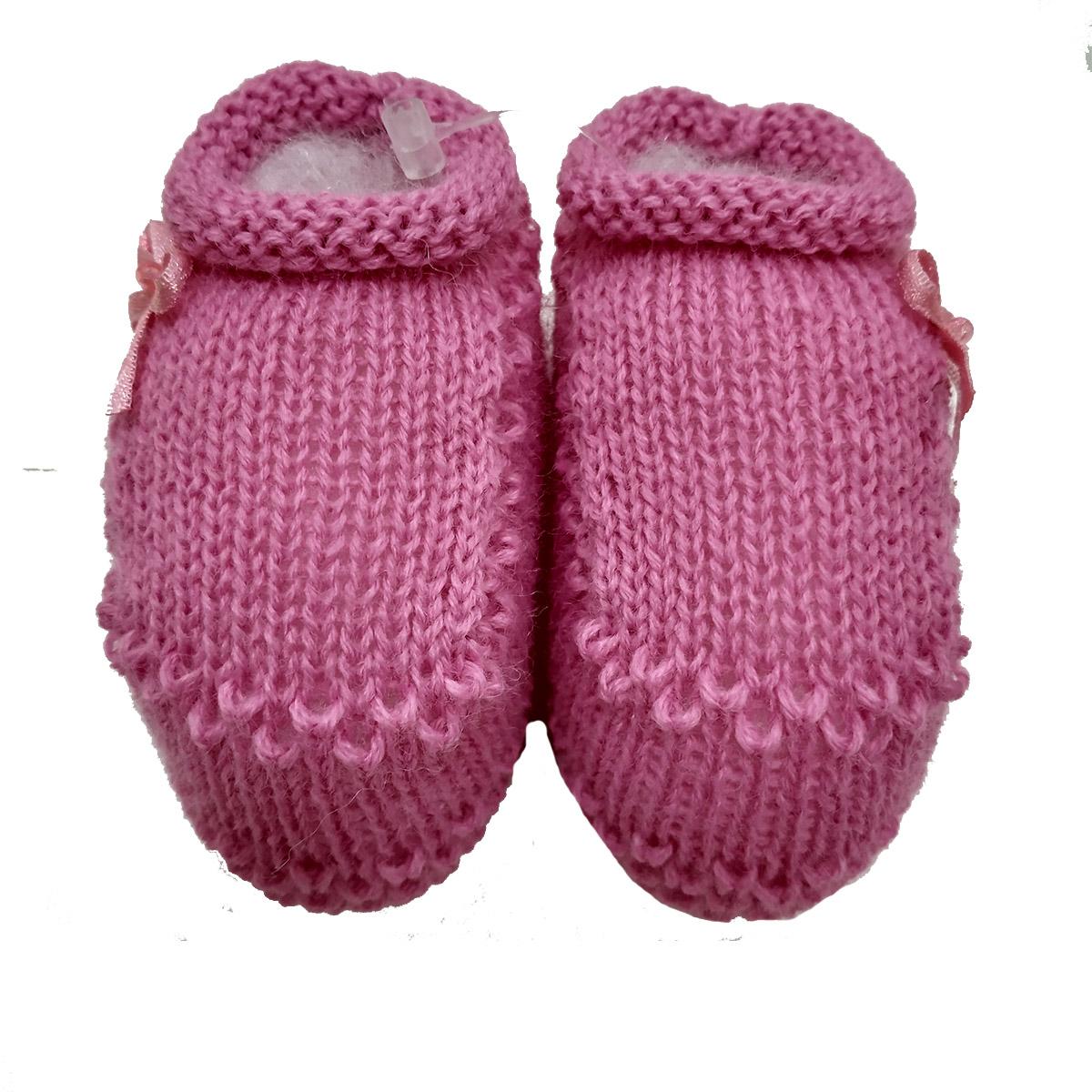 Sapatinho de Bebe - Baby e Baby Colorido - La Vanda