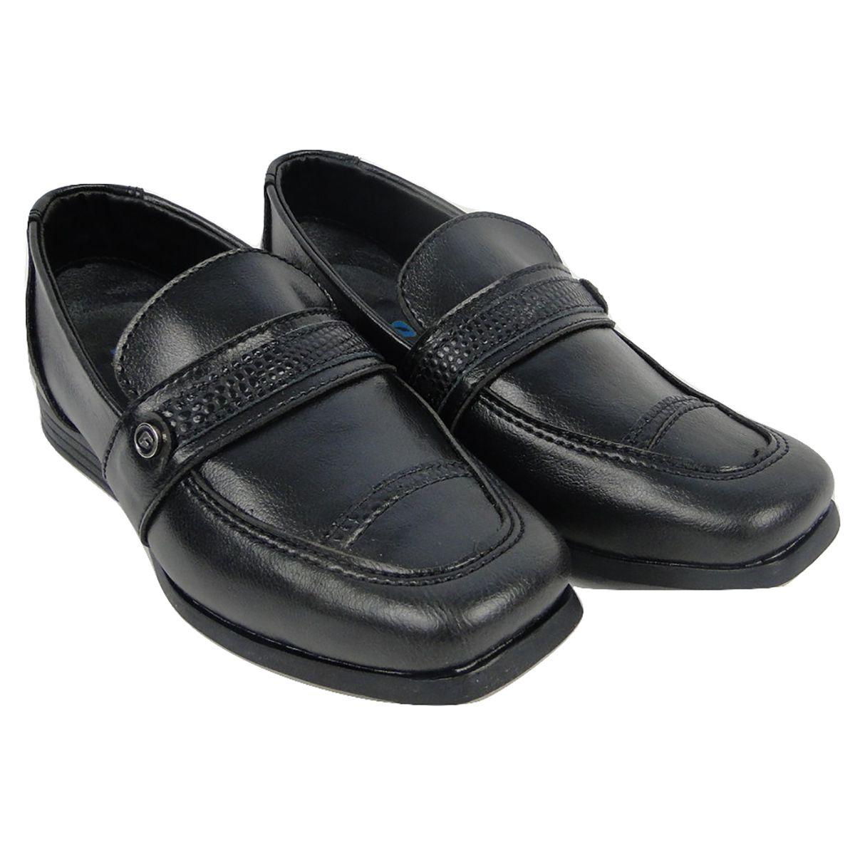 Sapato Finobel Masculino Social Preto