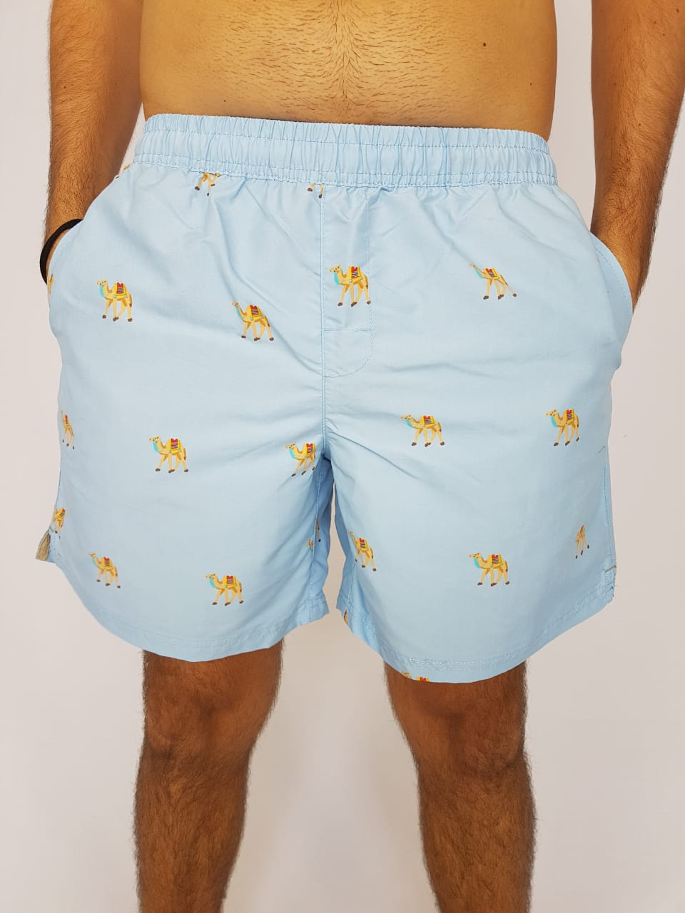 Shorts Masculino Estampado Camelo YachtMaster  - Pick Tita