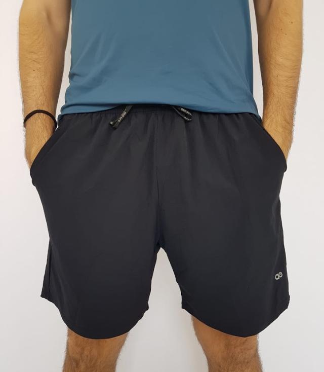 Shorts Alto Giro Masculino Elastic Bolso Skin Fit  - Pick Tita