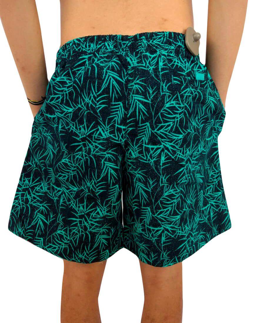 Shorts Estampado Masculino YachtMaster Floral