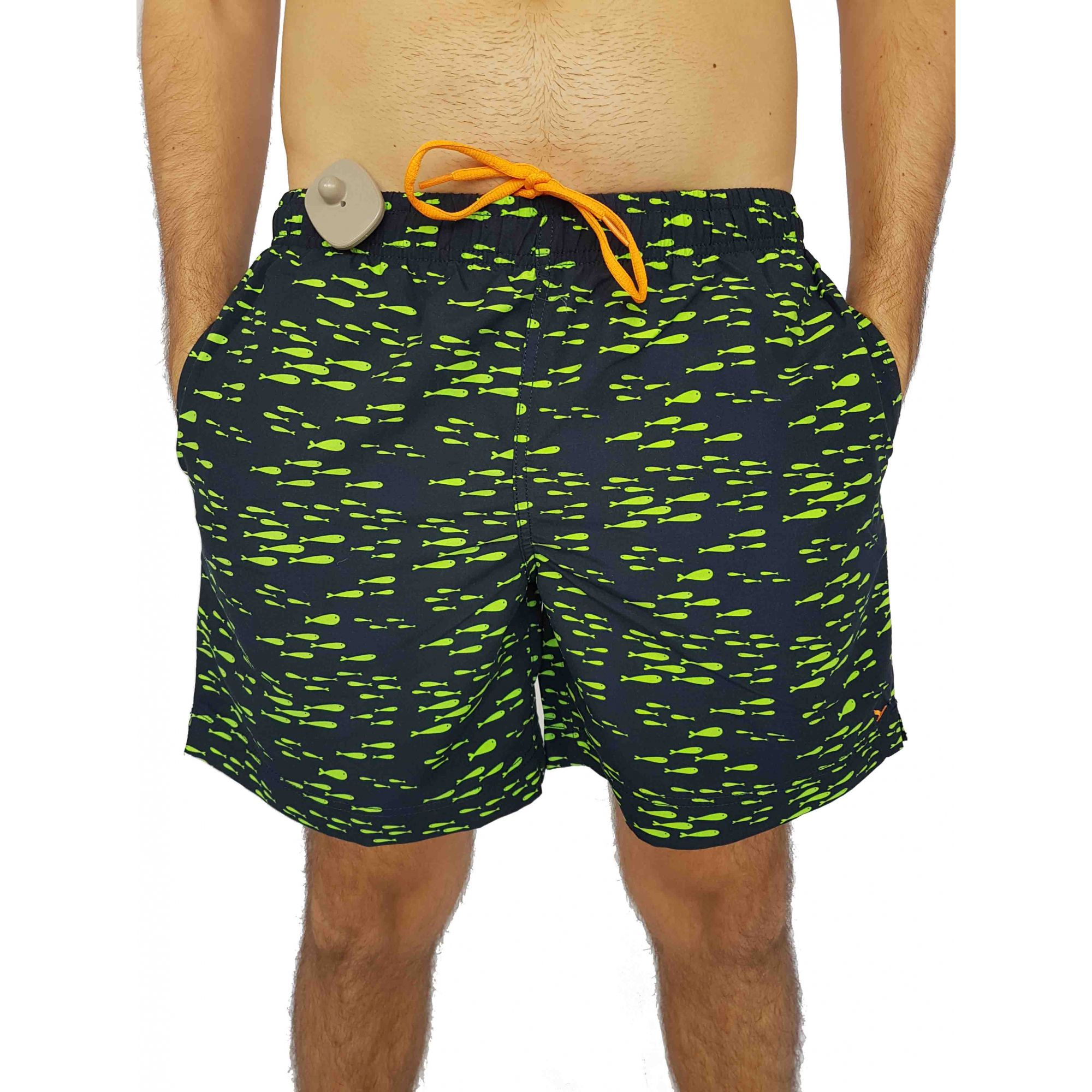 Shorts Masculino Peixes YachtMaster