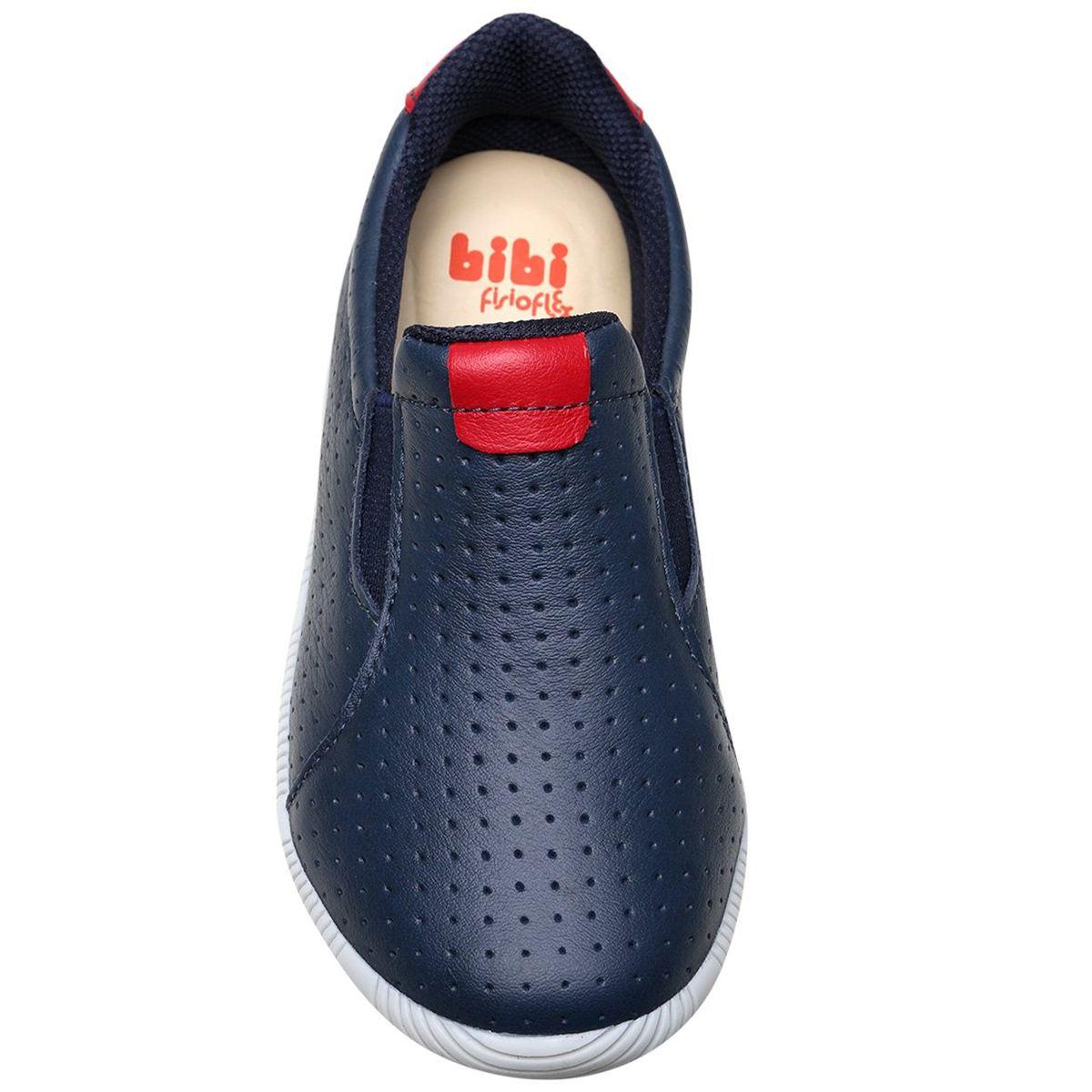 Tênis Bibi Walk Baby New Azul