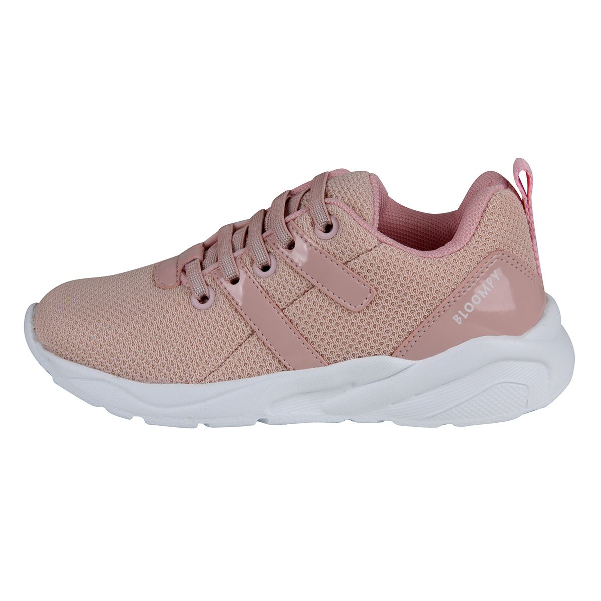Tenis Bloompy Feminino Fly Girls Rosa