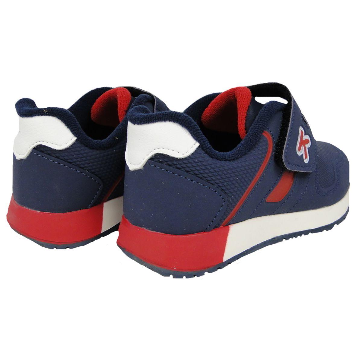 Tenis Klin Masculino Baby Walk Azul