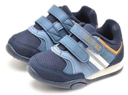 Tenis Klin Infantil Masculino Enjoy Azul