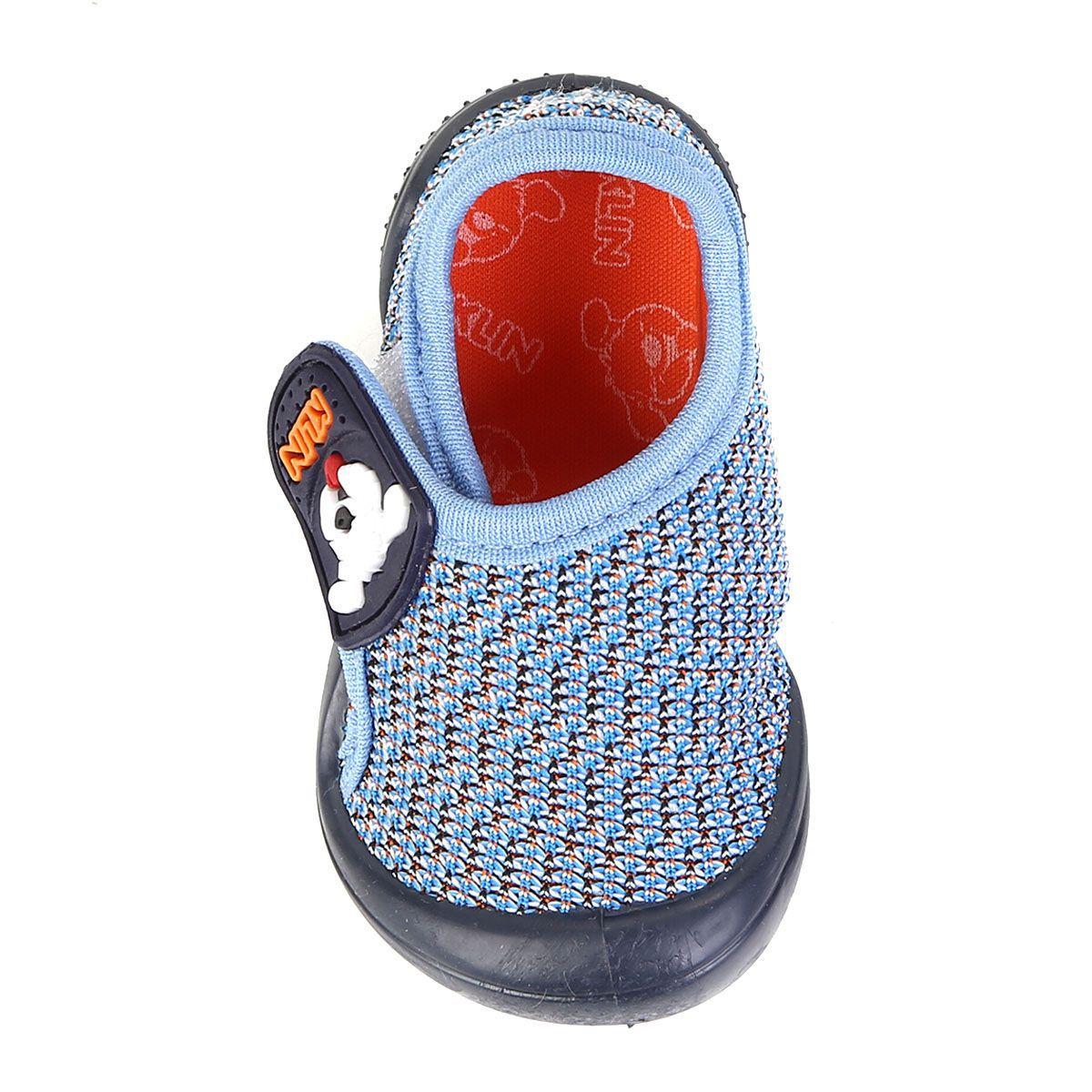Tenis Klin Infantil New Confort Azul