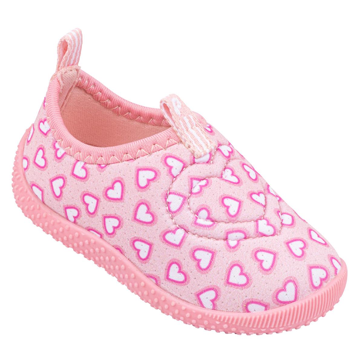 Tenis Pampili Baby Calce Rosa