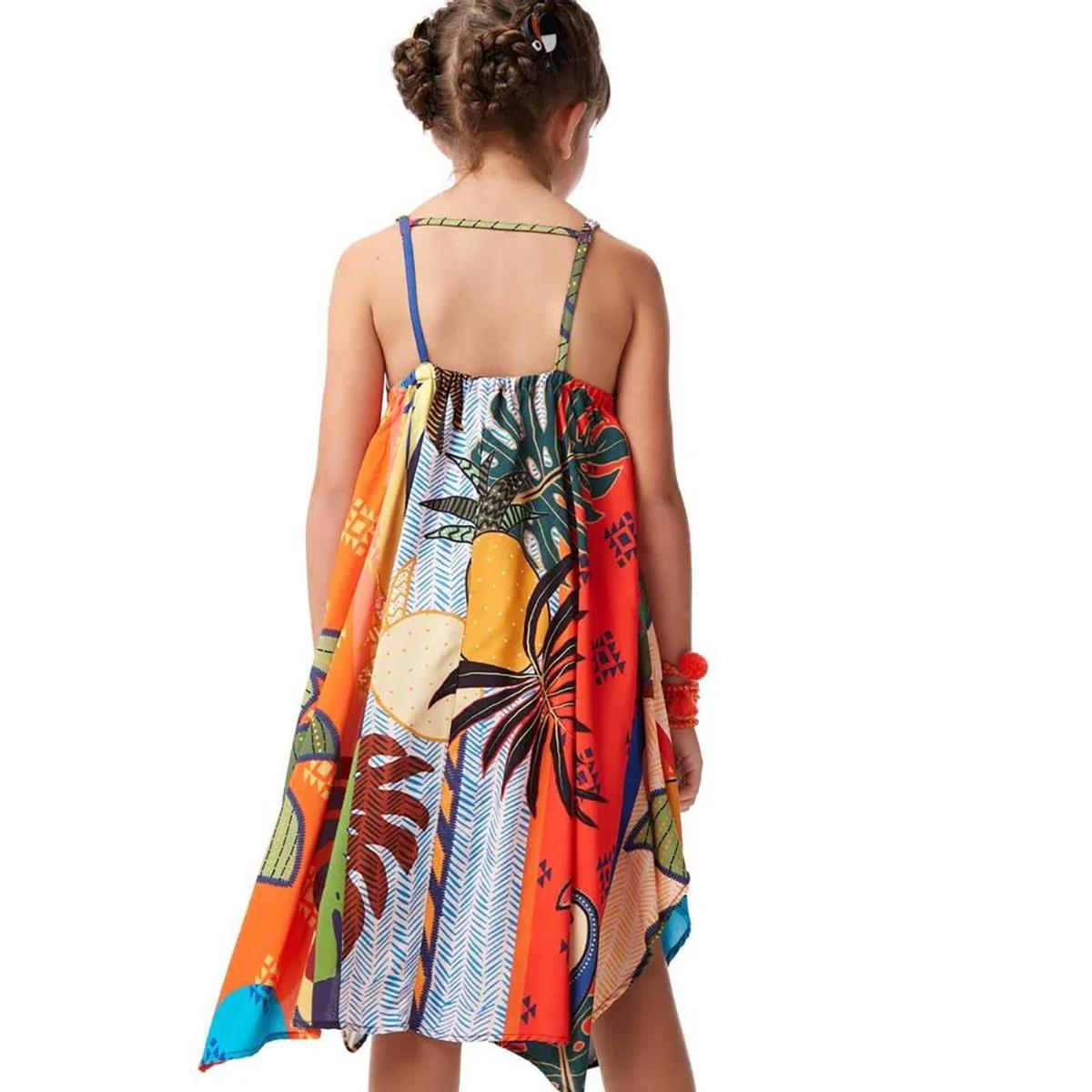 Vestido Camu Camu Feminino Pomar Tropical