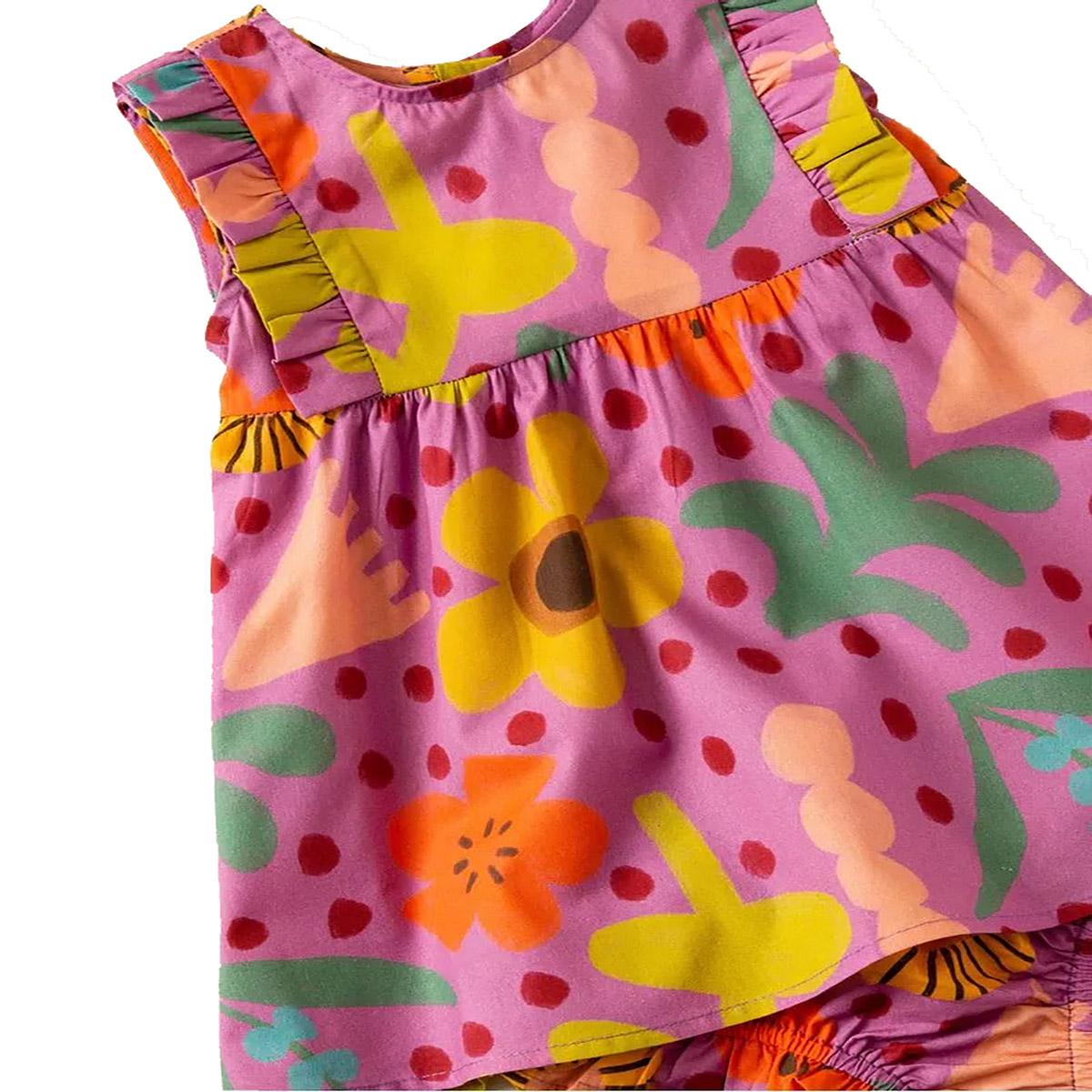 Vestido Fabula Feminino Bebe Fifi