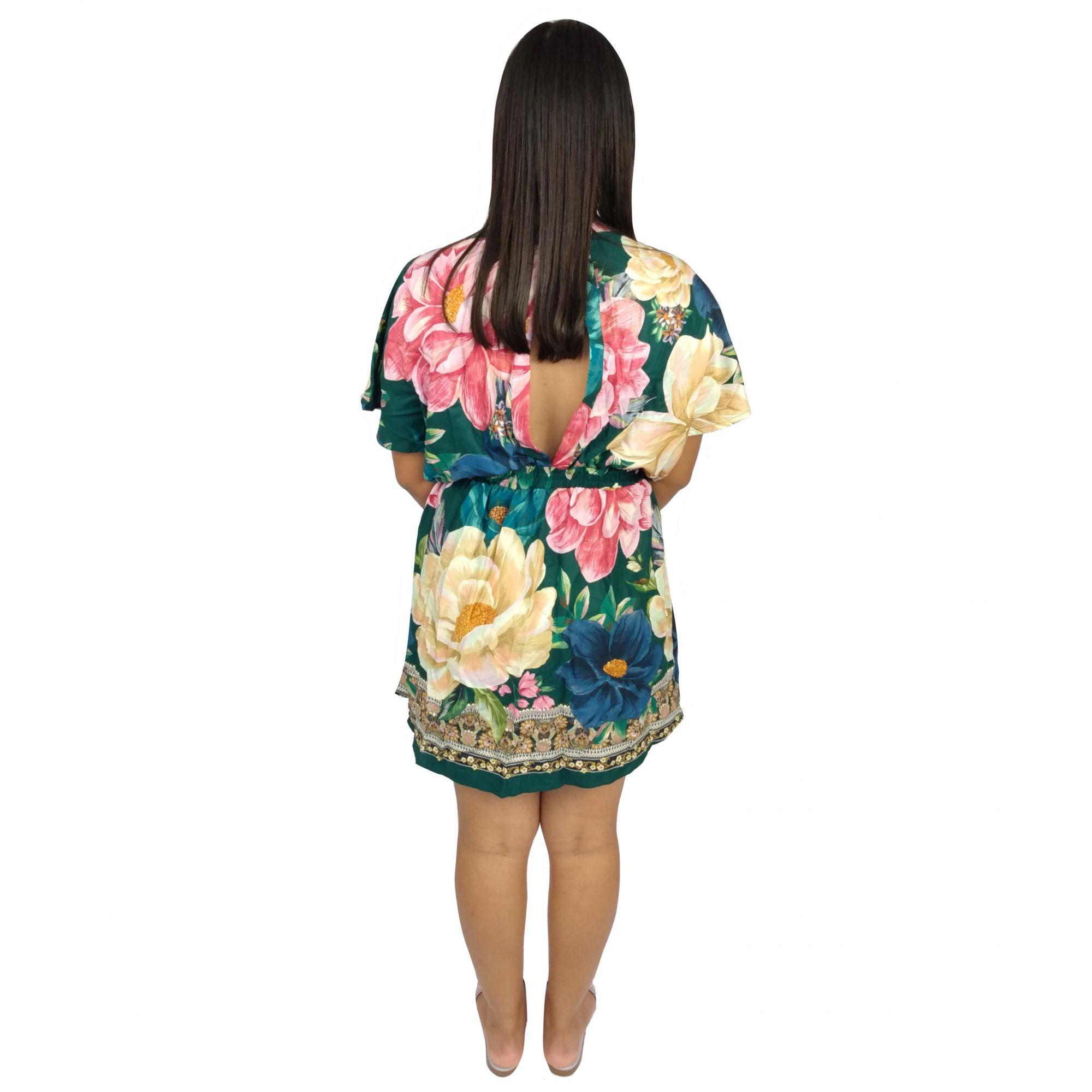 Vestido Farm Feminino Estampado Floral