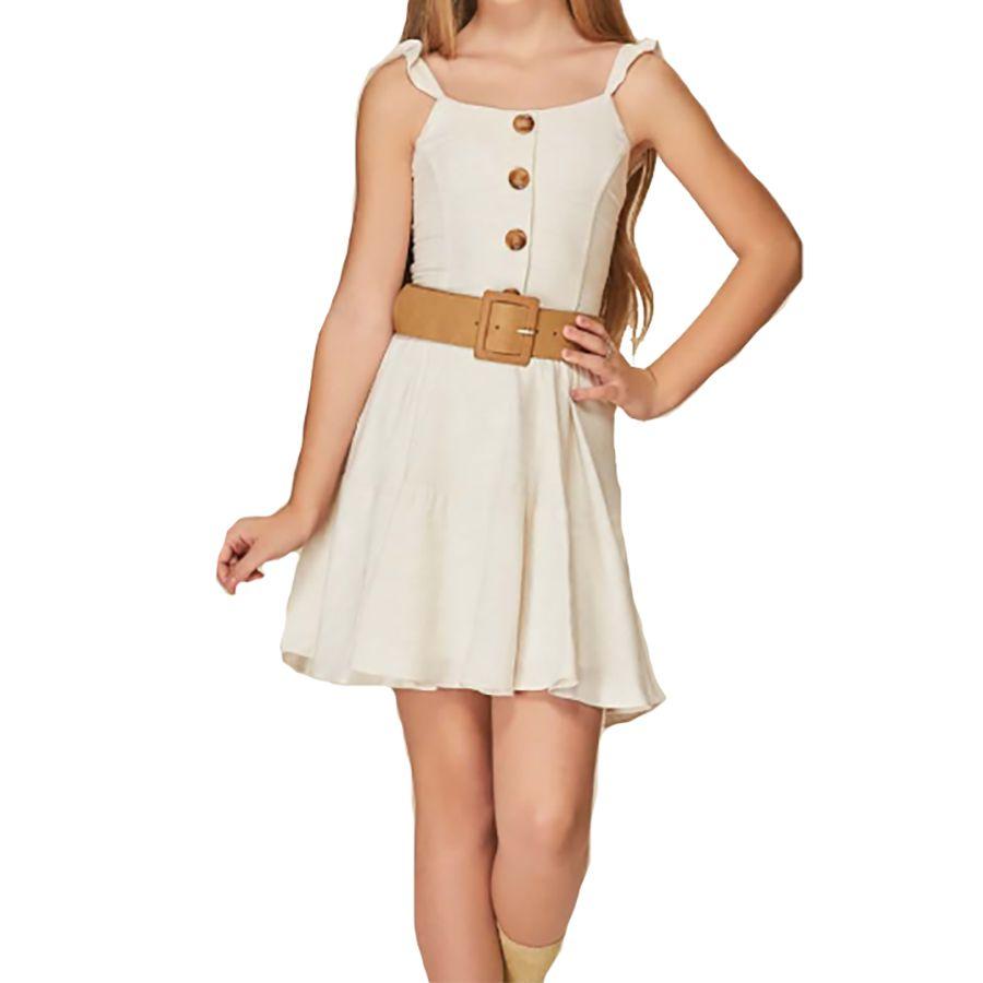 Vestido Karapalida Feminino Julia Branco