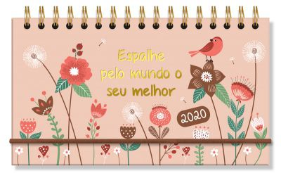 Agenda Mini Jardim 2020