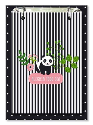 Bloco Office 'Panda'