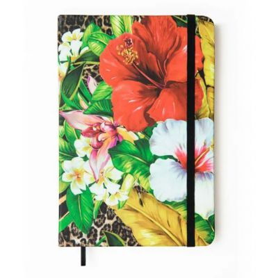 Caderneta Sem Pauta 'Floral Hype Thomaz Azulay' Cícero