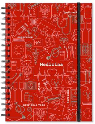Caderno Universitário Medicina