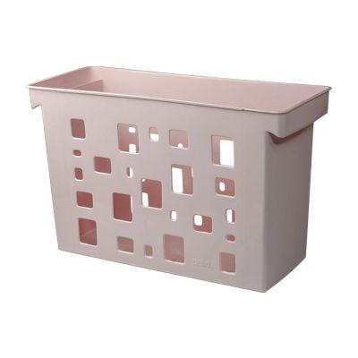 Caixa Arquivo Rosa Pastel