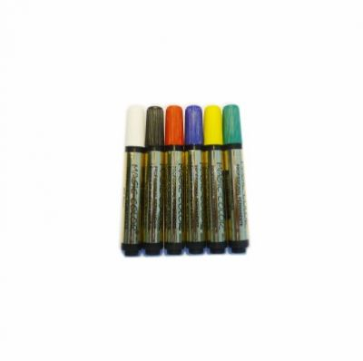 Canetas Magic Color Ouro 6 cores Ref 404