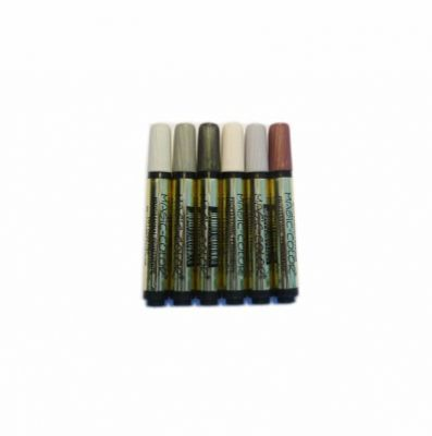 Canetas Magic Color Ouro 6 cores Ref 645