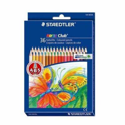 Lápis de cor 36 cores Staedtler