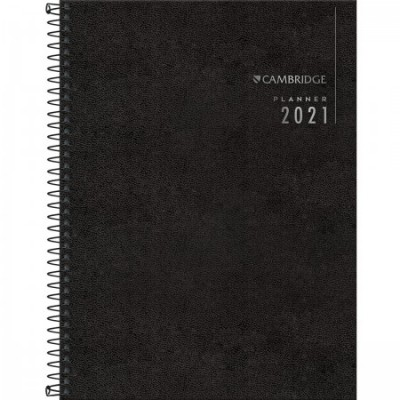 Planner Cambridge Espiral 2021