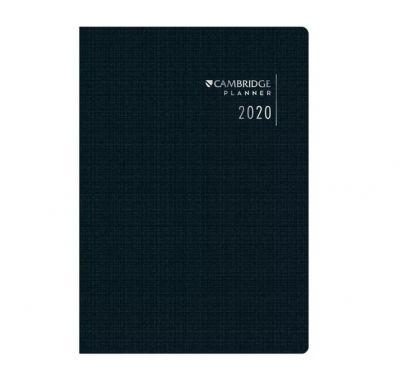 Planner Cambridge Grampeado 2020