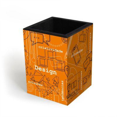 Porta-lápis Design