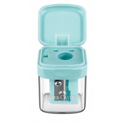 Apontador Minibox Pastel Faber-Castell