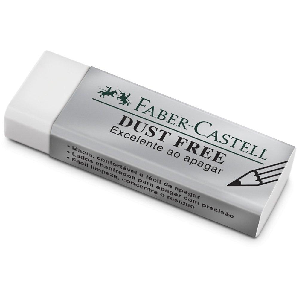 Borracha Dust Free Grande Faber-Castell